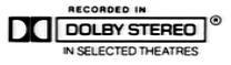 GB1 - Logo Dolby Stereo