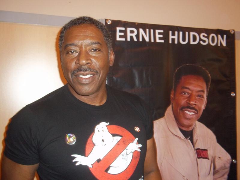 Ernie hudson, jr. ross hudson