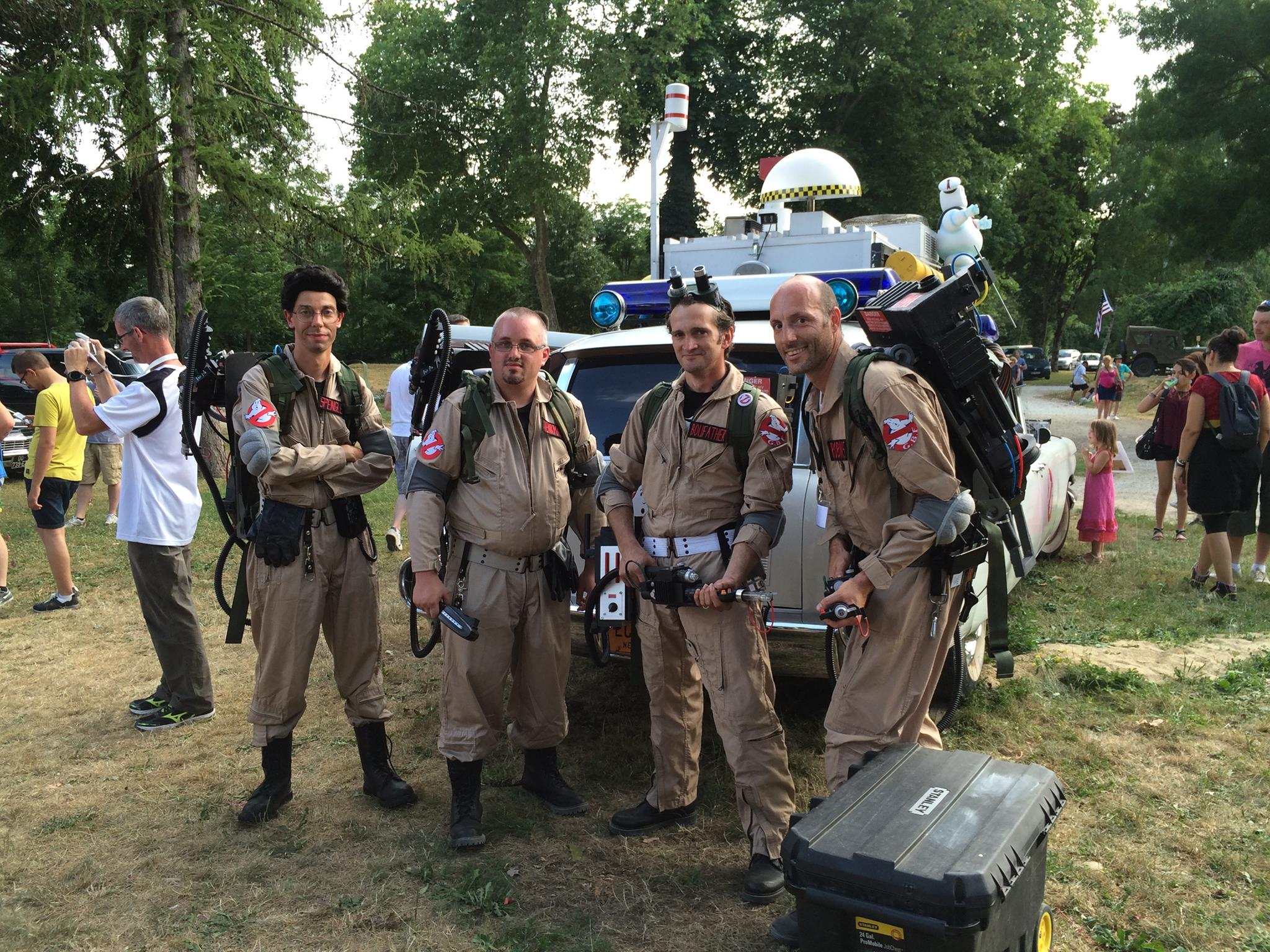 Saint-Dizier France  City pictures : Saint Dizier – Ghostbusters France