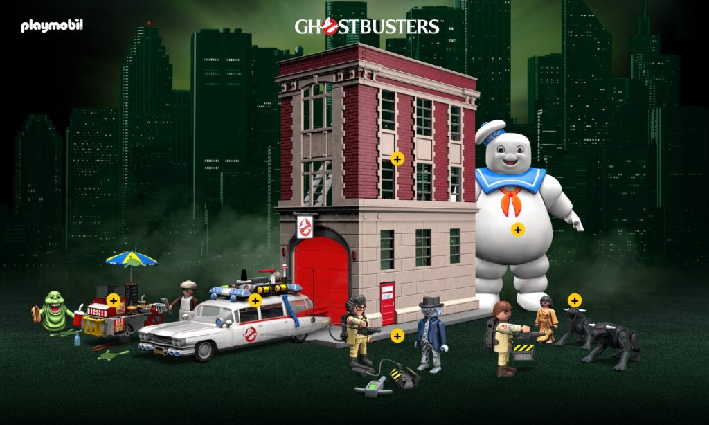 Playmobil Ghostbusters France